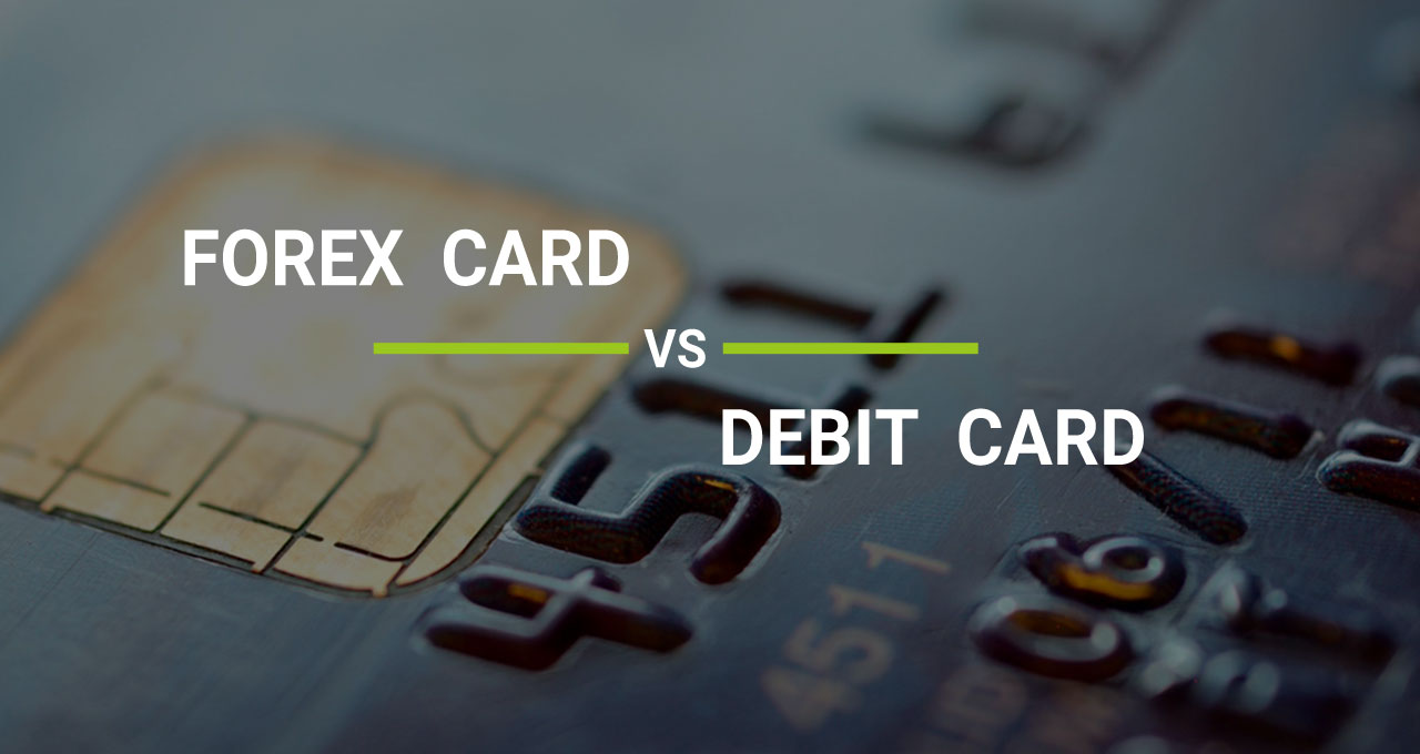 Forex trading debit card